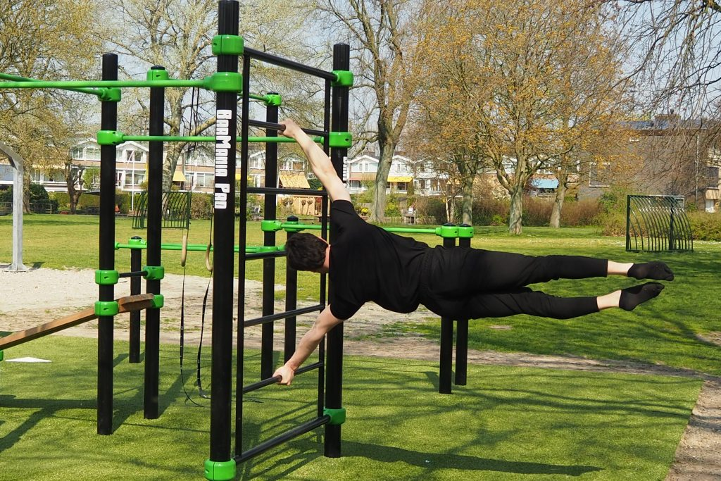Calisthenics training Voorschoten